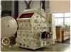 国内外反击式破碎机的差距主要是产品设计和耐磨材料两个方面