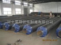 直缝钢套钢保温管道,直埋钢套钢保温钢管,价格合理服务周到