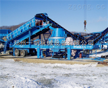 陕西移动式建筑垃圾处理设备,移动式建筑垃圾处理设备厂家