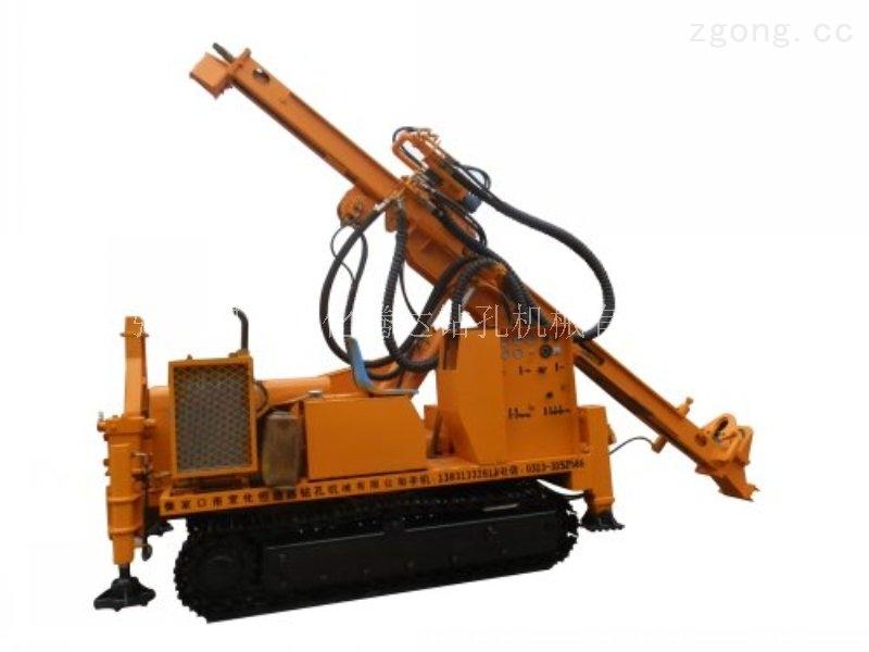HTYM500(0°-90°)水井钻机500米深水井钻机
