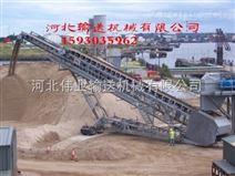 矿用径向伸缩输送机