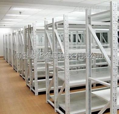 高密仓储货架厂直销轻型仓储货架
