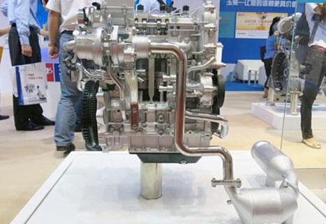 淀粉机械玉柴携11款展机亮相第十三届内燃机及零部件展会