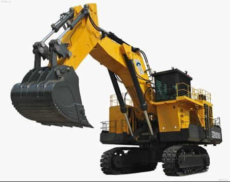 徐工三大重量级超大型矿山机械下线
